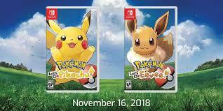 PokemonLet'sGo
