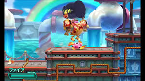 KirbyRobogameplay