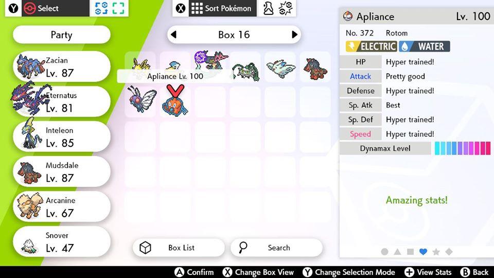 PokemonIV