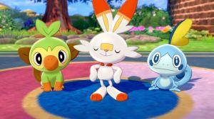 PokemonSwordStarters