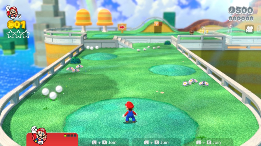 Mario3DWorldPlay